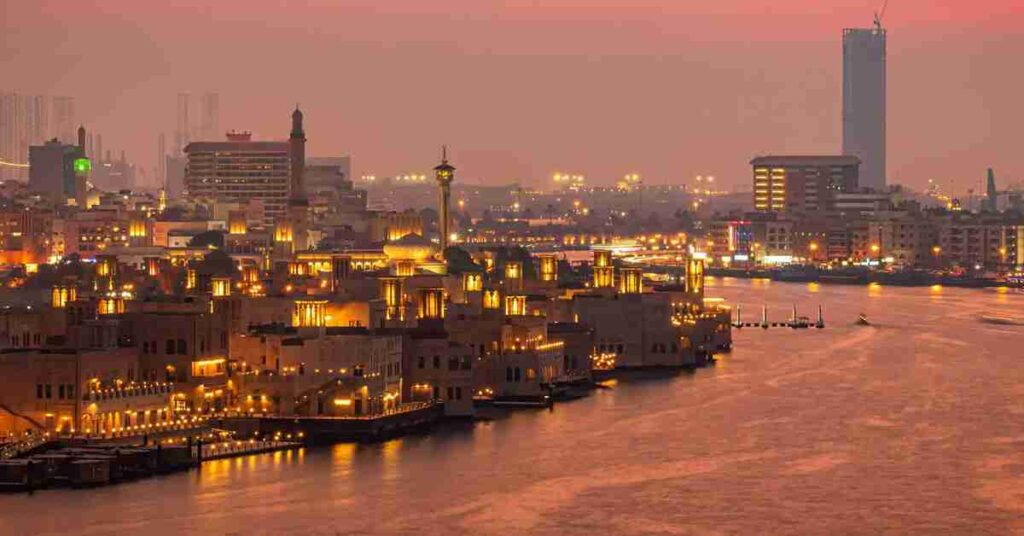 Dubai Creek now